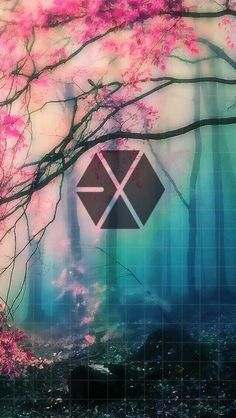 L Wallpaper, Typography Wallpaper, Phone Screen Wallpaper, Kpop Exo, Exo Chanyeol, Picsart, Exo Group, Exo Lockscreen, Exo Fan