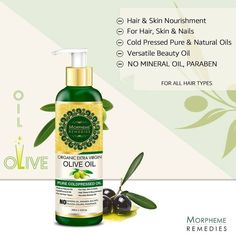 Morpheme Organic Extra Virgin Olive Oil contains a good amount of vitamin E, an antioxidant that protects the skin from various external factors. From moisturizing your skin to helping you fight the appearance of aging, experts highlight some of the biggest beauty benefits of olive oil.
