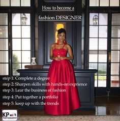 Become A Fashion Designer, Prom Dresses, Formal Dresses, Keep Up, News Blog, How To Become, Photography, Places, Dresses For Formal