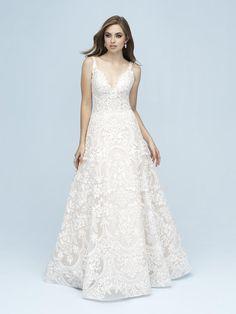 396715fb4da0 Bridal Gowns | Wedding Dress Collection NJ | Seng Couture Allure Bridals  9602 Seng Couture Lace