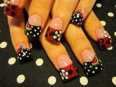 Picnic Nails!