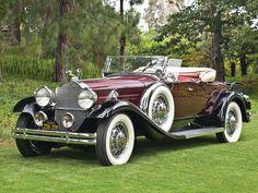 Packard Deluxe Eight Roadster (840-472) '1931