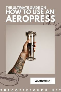 Are you looking for a new, quick, and interesting way to make your morning coffee? If so, you need give the Aeropress a try! Learn how to use an AeroPress Coffee maker today with our ultimate brewing guide! #aeropresscoffeemaker #aeropressgo #howtouseanaeropress #travelcoffeemaker #quickcoffeefix Coffee Type, Best Coffee, Best French Press, Travel Coffee Maker, Aeropress Coffee, Coffee Concentrate, Coffee Brewer, Coffee Drinks, Espresso Machine