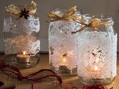 Romantické lucerny - decoDoma