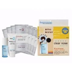 Clear nose blackhead remover set 3 steps by Clear nose >>> To view further for this item, visit the image link.
