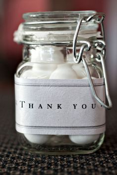 I am sure you could buy a little jar and some mints for under a tenner...love...Thank you mints!