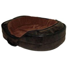 $39.99-$129.99 Brainstorm Pets AKC Sleep and Stow, Pleather - The AKC Sleep and Stow is unlike any other Dog bed on the market.  This luggage quality bed comes with an imitation leather cover that is easy to clean and scratch resistant.  Washable and removable liner for easy cleaning.  Padded sleeping area adds to the Pets comfort.  Handy storage compartments for the Pets favorite toys or overnig ...