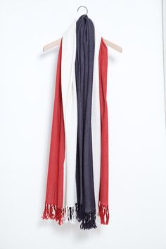 regimental tricolore stole [17AW-ST02] - ¥23,000 : Honor gathering