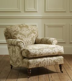 Wexford chair - Beaumont & Fletcher luxury handmade furniture and bespoke fabrics