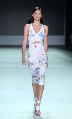 Mercedes-Benz Fashion Week Australia : 2013 S/S FADDOUL
