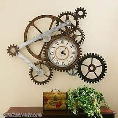 steampunk home decor - Bing Images