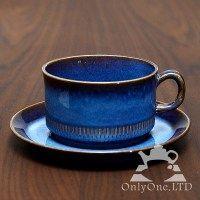 ●ゲフレ/Gefleウプサラエクビー/UpsalaEkebyコスモス/Kosmosティーカップ&ソーサー【アンティーク】【北欧食器】【北欧雑貨】【ビンテージ】【中古】【RCP】 Coffee Set, Coffee Cups, Tea Cups, Glass Ceramic, Scandinavian Design, Shades Of Blue, Cup And Saucer, Porcelain, Pottery