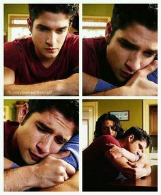 Tyler Posey (Scott McCall) & Melissa Ponzio (Melissa McCall) - Teen Wolf How i feel about exams coming when i'm not ready Teen Wolf Scott, Teen Wolf Dylan, Dylan O'brien, Scott Mccall, Melissa Mccall, Series Movies, Tv Series, Wolf Stuff, Wolf Love