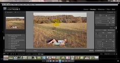 Learn how to use Tools in Lightroom!