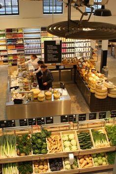 Marqt -- the next generation of Dutch supermarket
