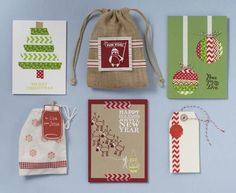 Get creative with our colorful Washi tape.  DIY Christmas cards, tags and treat bags.