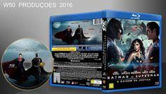 W50 produções mp3: Batman Vs Superman - A Origem Da Justiça (Blu-Ray)...