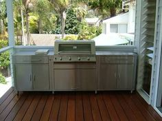 Image result for outdoor kitchen bbq