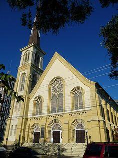 Citadel Square Baptist Church, Charleston, SC
