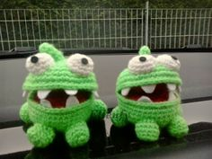 Amigurumi cut the rope ~ Ellenfy handmade~