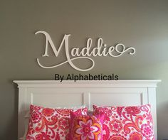 Hey, I found this really awesome Etsy listing at https://www.etsy.com/listing/158352350/wooden-letters-for-nursery-wall-decor