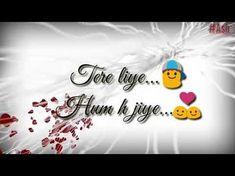 SAAJNA || Female Version || Love Song Lyrics || Whatsapp Status (With Download Link) - YouTube