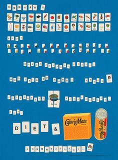 Official Website of Kashiwa Sato : Art Director / Creative Director, Tokyo Japan. Red Gift Box, Japanese Design, Design Files, Print Ads, Creative Director, Typography Design, Illustration Art, Advertising, Branding