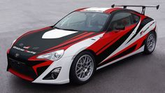 It will be exciting to see the new GT 86 on the track. Now if Toyota would just bring it to the American Le Mans series.