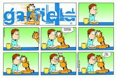Garfield & Friends | The Garfield Daily Comic Strip for February 13th, 2011