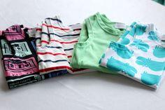 by Linda Jensen baby boy tank tops!   www.bylindajensen.femelle.no