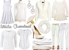 Five Fall 2013 Fashion Trends  {White Overload}