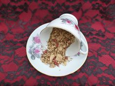 Soothing Ginger Rooibos Tea by NaturalBotanics on Etsy, $4.95 Loose Leaf Tea, Teas, Homemade, Tableware, Dinnerware, Home Made, Dishes, Cup Of Tea, Hand Made