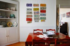 My Houzz: Midcentury Heirlooms and Artwork Charm a 1908 Mississippi Home - eclectic - dining room - jackson - Corynne Pless