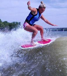 wakesurfing girl photos, kiteboarding surfing,Bri Chmel is only 24 and she became the World Wakesurfing Champ within one year only