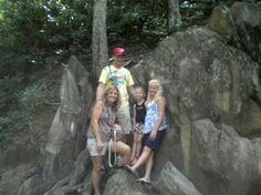 Find out about family hiking in Laurel Falls located in Great Smoky Mountains National Park and get a firsthand look into the trail.