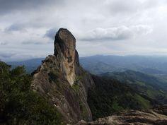 Pedra do Baú, São Bento de Sapucaí, SP.
