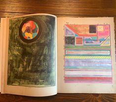 Sarah Cain Studio (@sarahcainstudio) • Instagram photos and videos Visual Journals, Photo And Video, Studio, Videos, Cover, Books, Photos, Instagram, Art