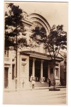Teatro Ayacucho by A. Chataing