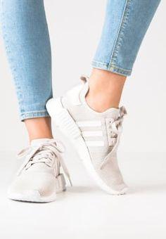 the latest ba0f7 58403 adidas Originals - NMDR1 - Baskets basses - talcoffwhitewhite  Jogginghose Damen,