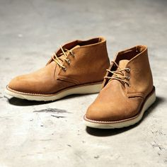 Work Chukka Boot by Red Wing