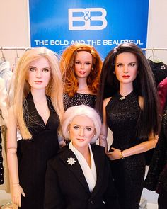 The Bold and the Beautiful Dolls | Flickr - Photo Sharing!