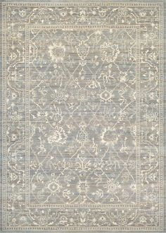 The Persian Arabq Charcoal/Ivory from the Everest collection is a machine made construction made of 100% heat-set courtron polypropylene in a traditional category of style. The rugs in this collection are approximately 1/4 inch thick and constructed in Belgium by Couristan and ships brand new, first quality from their warehouse via UPS.