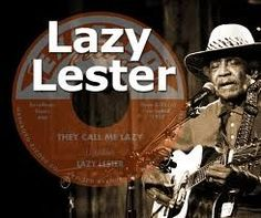 """Lazy Lester (Leslie Johnson), A singer, harmonica player, and guitarist and a native of Torras, Louisiana was born on this day in 1933. He is best known for regional hits he recorded with Nashville, Tennessee based Excello label. Lester's songs were later covered by a wide range stars, chiefly: """"I'm a Lover Not a Fighter"""", """"I Hear You Knockin'"""" and """"Sugar Coated Love"""". http://nola.tw/Fo"""