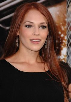 Amanda Righetti (f.ex. The Mentalist)