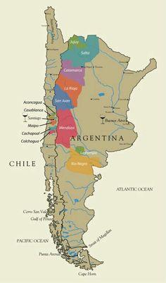 Şili &Arjantin