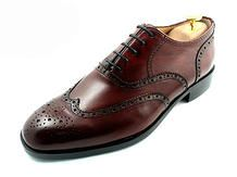 custom shoes SHOEMAKERS | handmade shoes | handmade brogues | Oxford