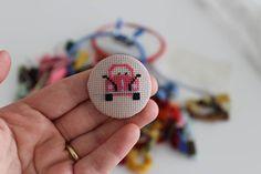 """"""" Vosvos sevenler #handmade #diy #DIY #crossstitch #crossstitcher…"""