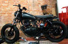 Speed moto co: suzuki 250 brat