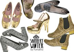 Love shining shoes #Fornarina fw 12.13 #style #fashion
