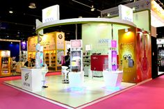 creative convention stands - Google Search